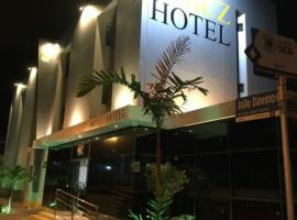 Mcz Hotel, hotel near Cruz das Almas Beach, Maceió