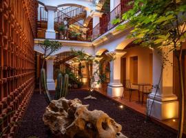 AYOOK, отель в городе Оахака-де-Хуарес