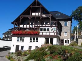 Ferienwohnung Otto, hotel near Nordenau Ski Lift, Schmallenberg