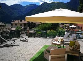 Casa Luca e Cristina, hotel in zona Lago di Ledro, Mezzolago