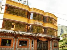 Hotel Puerta del Sol, hotel em Baños