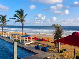 Lavanga Resort & Spa, отель в Хиккадуве