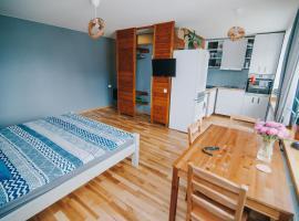 Dzīvoklis City center Appartment Valmierā