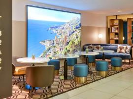 Aparthotel Adagio Monaco Monte Cristo, hotel in Beausoleil