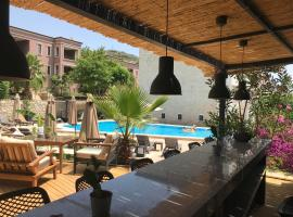 True Blue Boutique Hotel Kalkan, отель в Калкане