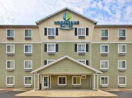 WoodSpring Suites St Louis St Charles, hotel in St. Charles