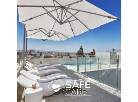 Granada Five Senses Rooms & Suites, hotel en Granada