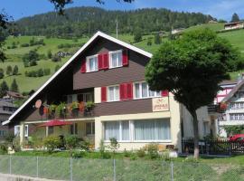 Landhaus an der Thur, hotel near Alt St. Johann-Sellamatt, Alt Sankt Johann