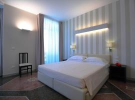 Hotel Vittoria, hotell i Genua