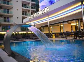 Oasis Hotel, отель в Мармарисе