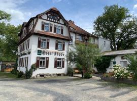 Hotel zur Köppe, Hotel in der Nähe von: Rudelsburg, Bad Klosterlausnitz