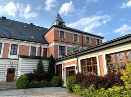 Rezydencja Pod Zegarem – hotel w pobliżu miejsca Rodzinny park rozrywki Energylandia w mieście Trzebinia