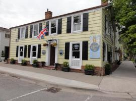 The Olde Angel Inn, hotel in Niagara-on-the-Lake