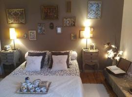 La Chambre d'Hote de Mano - Centre-ville de Bayonne, hôtel à Bayonne près de: Guyenne et Gascogne, Siège