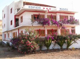 Edificio Magico, serviced apartment in Tarrafal
