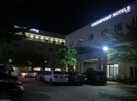 GreenPoint Hotel, отель в Лагосе
