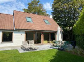 De Veldmuis, self-catering accommodation in Koksijde