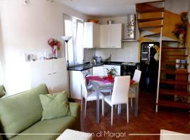 La Maison di Margot, apartment in Viareggio