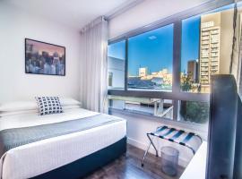 360 Suítes Perdizes, hotel em São Paulo