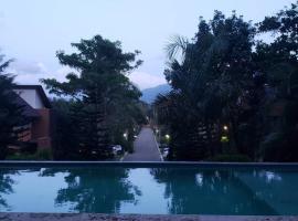 Villa Victoria, cabin in Jarabacoa