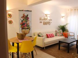 Casa Boho, apartment in Albufeira