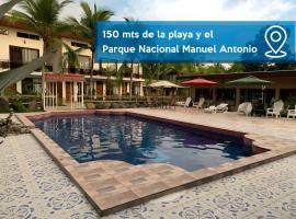 Hotel Manuel Antonio Park, hotel in Manuel Antonio