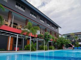 P.U. Inn Resort, hotel in Phra Nakhon Si Ayutthaya