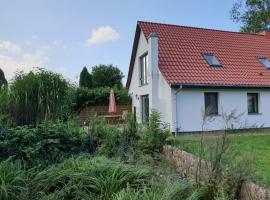 Öko-Ferienhaus, holiday home in Rappin