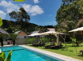 The Temak Villa, guest house in Pantai Cenang