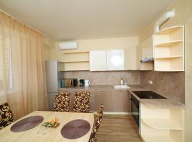 Уютная квартира в центре Краснодара в ЖК Центральный, апартаменты/квартира в Краснодаре