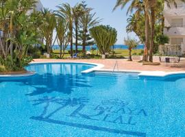 Playa Real, hotell i Marbella