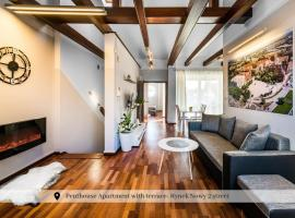 5-stars Apartments - Old Town, apartment in Szczecin