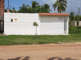 Casa Bella, pet-friendly hotel in Maragogi