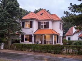 Villa Clair Matin, vakantiehuis in De Haan