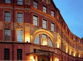 Malmaison Hotel Leeds, hotel in Leeds