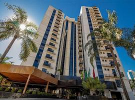 Flat Sun Square Residence, serviced apartment in Goiânia