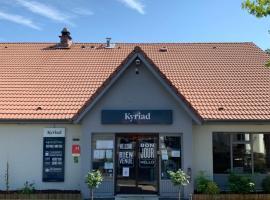 Kyriad SEDAN, hotel in Sedan