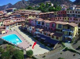 Villetta bordo piscina vista mare Wi-Fi Gratis, holiday home in Nebida