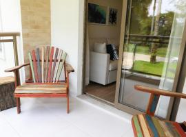 Flat - Hotel do Bosque Eco, hotel near Anil Beach, Angra dos Reis