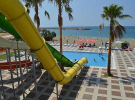 Selinus Beach Club Hotel, отель в Газипаше