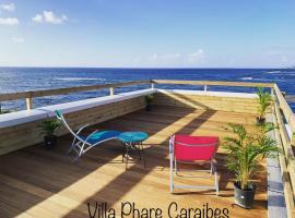 Villa PHARE CARAÏBES, apartment in Le Moule