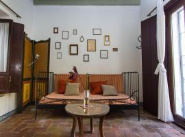 Casa del siglo XVII, hotel que admite mascotas en Sevilla