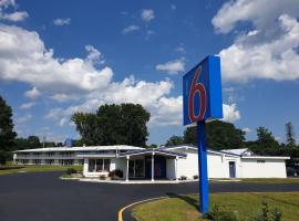 Motel 6-Schenectady, NY, hotel near Crossgates Mall, Schenectady