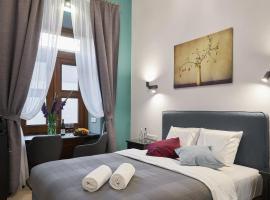 7 Heaven Elegant Rooms Kraków, bed & breakfast a Cracovia