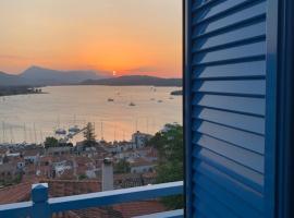 VERANDA BLUE - POROS, pet-friendly hotel in Poros