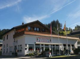 Hotel Restaurant Regina Beatenberg, hotel in Beatenberg