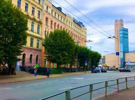Apart in Riga Center, hostel Riias