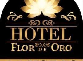 HOTEL REAL FLOR DE ORO, отель в городе Йопаль