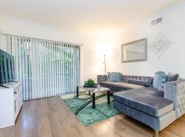 Downtown LA Apartment, serviced apartment in Los Angeles