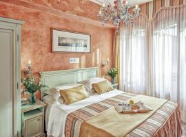 Hotel Firenze, hotel in Venice